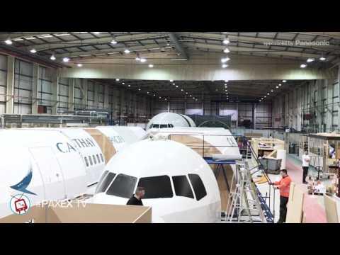 #PaxEx TV: Where civil aviation training simulators are born