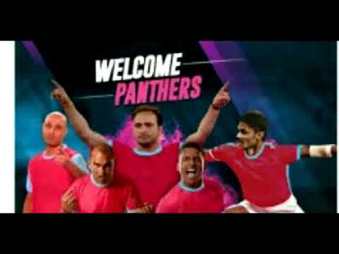 Jaipur pink panthers team'theam song