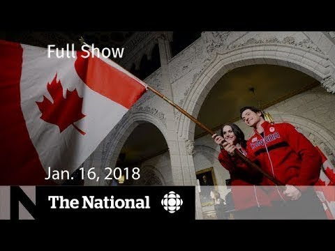 The National for January 16, 2018 - North Korea Summit, Donald Trump, Minimum Wage