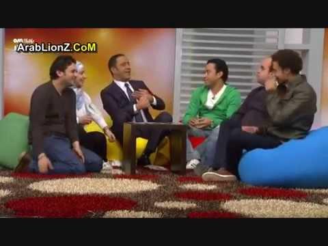 اشرف عبدالباقي ومجموعه من شباب تياترو مصر (الكاميرا الخفيه)