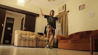 Dunk Contest | Magic Bird | Vinh Nguyen practice cover dance