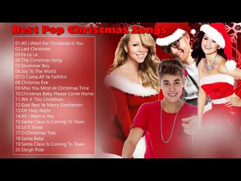 Best Pop Christmas Songs Ever 2018   The Most Popular Modern Christmas Songs 2018