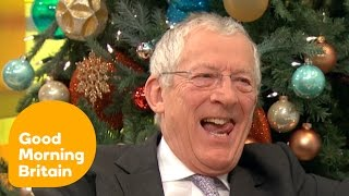 Alan Sugar Interrupts Interview with Nick Hewer | Good Morning Britain