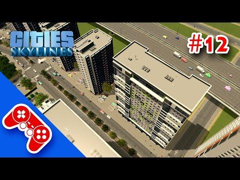Cities: Skylines Gameplay ITA #12: incroci, che passione!