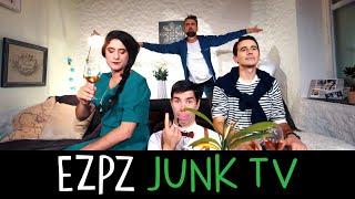 EZPZ - JUNK TV (clip officiel)