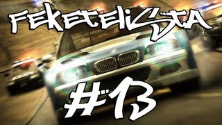 Need for Speed: Most Wanted (2005) | Feketelista #13 (Vic)