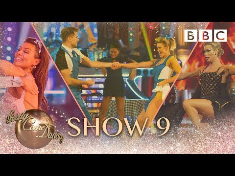 Keep Dancing with Week 9! - BBC Strictly 2018