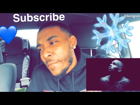 Chris Brown - Cold Heart – REACTION