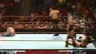 Batista vs JBL vs Kane vs John Cena