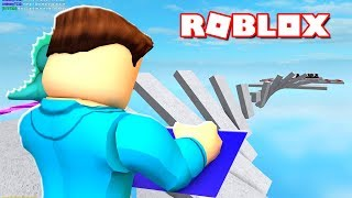 Ich MADE MY OWN ROBLOX OBBY! | MicroGuardian