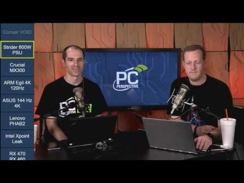 PC Perspective Podcast 404 - 06/16/2016