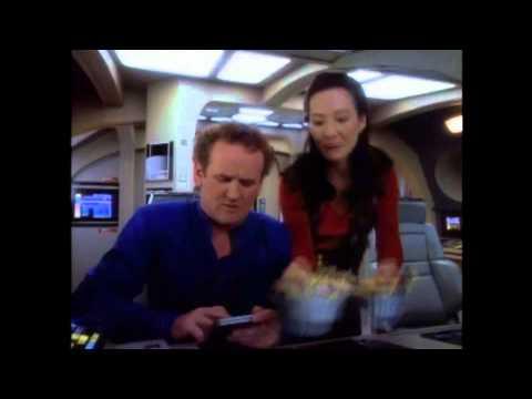 Star Trek Miles & Keiko