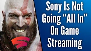 Sony Says The World Isn't Ready for Game Streaming and Still Believes In Console Gaming With PS5