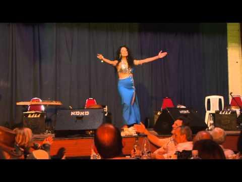 NAVA AHARONI  interview  belly dance