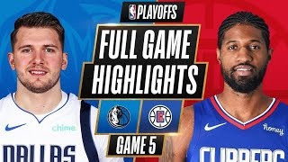 Game Recap: Mavericks 105, Clippers 100