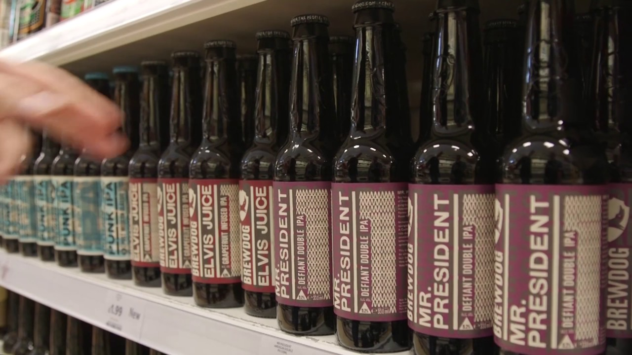 Craft Beer range expansion in Tesco Express stores
