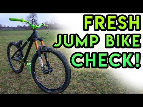 FRESH New JUMP BIKE Check 2018!