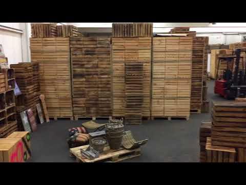 Obstkisten altes Land - YouTube