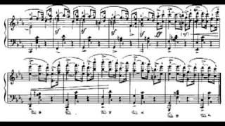 "Schumann - ""Carnaval"" op.9 №11 ""Chiarina"" Р. Шуман «Карнавал»"
