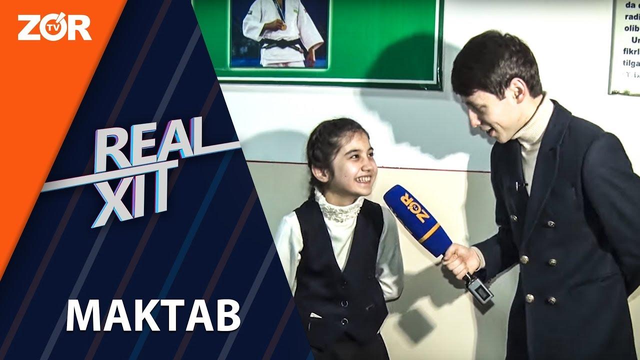 Real Xit - Maktab