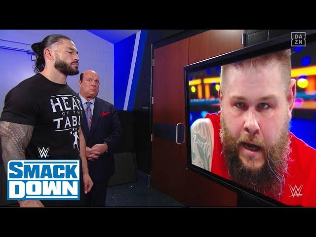 KEVIN OWENS N'A PAS PEUR! Résultats WWE Smackdown 27 Novembre 2020