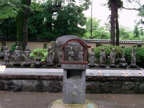 Shofuku-ji (Iizumi Kannon 飯泉観音) Temple, Odawara City, Kanagawa Prefecture, Japan