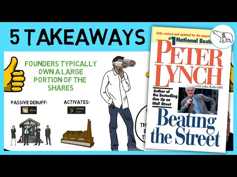 BEATING THE STREET SUMMARY (BY PETER LYNCH)