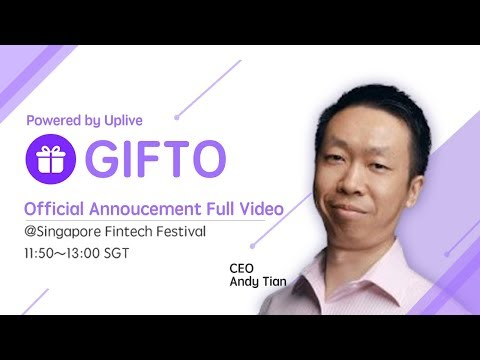 GIFTO: Panel Discussion- How Asia will Beat the West in Blockchain Mass Adoption