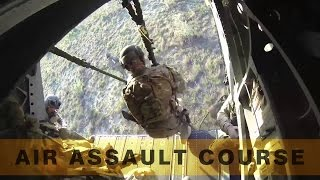 Air Assault Course May 2016