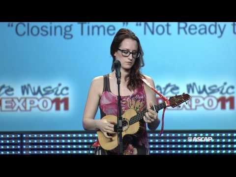 "Ingrid Michaelson Performs ""The Way I Am"" at ASCAP ""I Create Music"" EXPO"