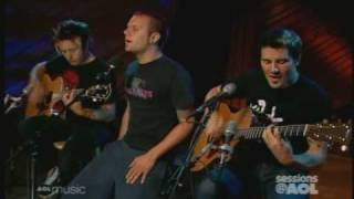 Story Of The Year -  Page Avenue (acoustic) - Sessions @ AOL