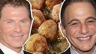 Bobby Flay Vs. Tony Danza: Whose Meatballs Are Better?
