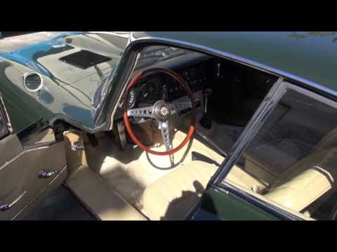 Jaguar XKE Weather Stripping Replacement by Cooks Upholstery Redwood City