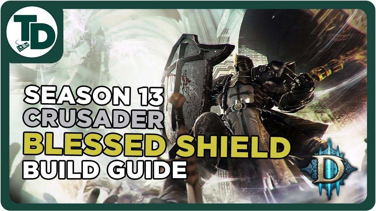 Season  Blessed Shield Build