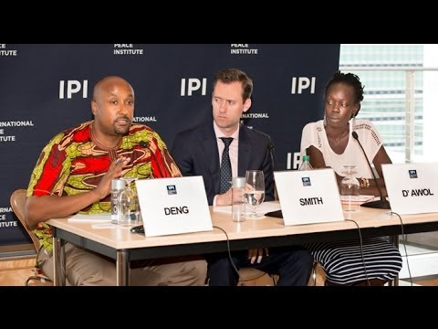 Civil Society Perspectives on a Way Forward in South Sudan