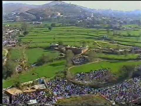 janaza Janab Hazrit Sahib pir Qazi Sadiq (r a) Gulhaar Shareef kotli Azad Kashmir PART 4-1