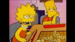 """I simpson - """"Kwyjibo"""" in italiano, episodio n.2 """"Bart, il genio"""" , mitico!"""