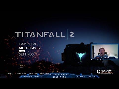 Titanfall 2 Multiplayer *LIVE* Northern Irish Streamer!