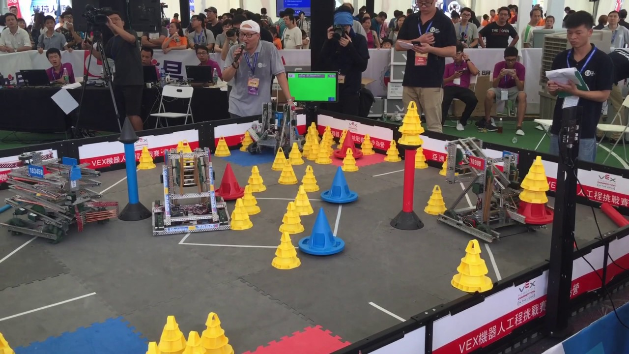 Vex robotics competition In The Zone 5039B 7090A 7090B ...