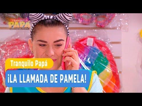 Tranquilo Papá - ¡La llamada de Pamela! - Domingo y Pamela / Capítulo 6