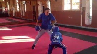 Burton Kickboxing Academy Kids Personal Training Session