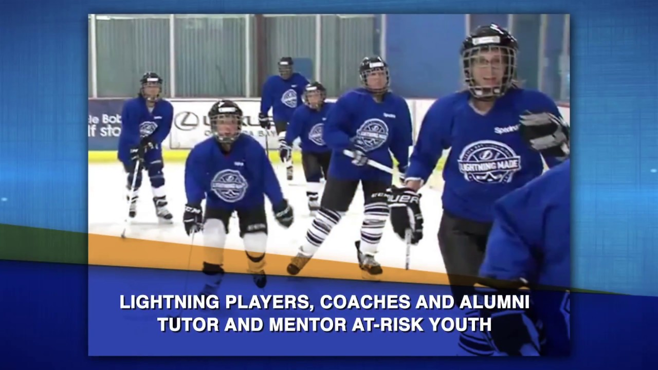 Ritchie Hockey Foundation JumboTron Video