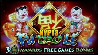 Bally Technologies | Fu Dao Le Slot Bonus & Line Hits WINS