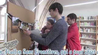 Association Avallon Sans Frontières