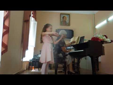 А.Айвазян Армянский танец. Машунька. 12.05.2018