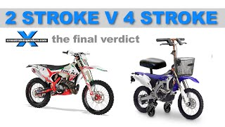 TWO STROKE vs FOUR STROKE: which is best?