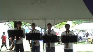 Liechtenstein Polka (Saxophone Quartet)