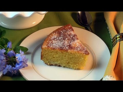Pan de Maiz Dulce - Sweet Cornbread - YouTube