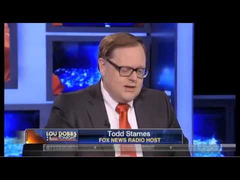 Todd Starnes discusses the Hands On Originals case with Lou Dobbs