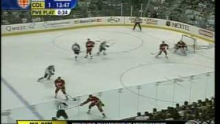 Video 2002 Playoffs - Red Wings @ Avalanche Game 4 (NHL-N) download MP3, 3GP, MP4, WEBM, AVI, FLV November 2017